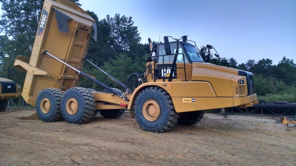 Smith-Rowe | Articulating Trucks