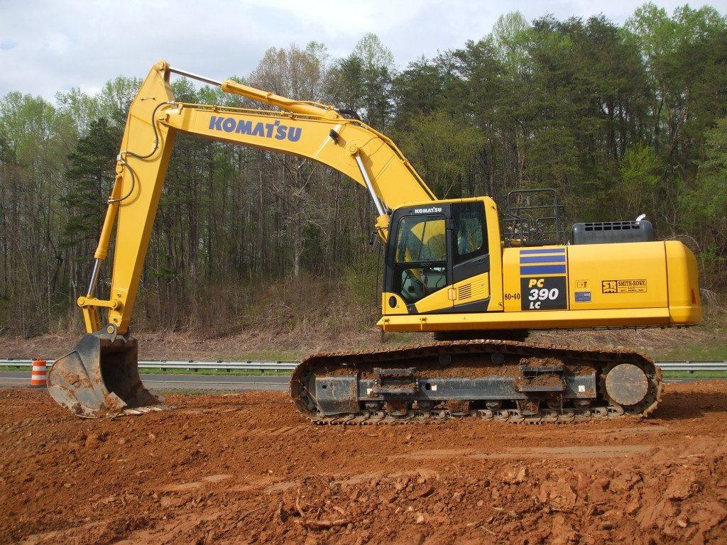 Smith-Rowe | Excavator