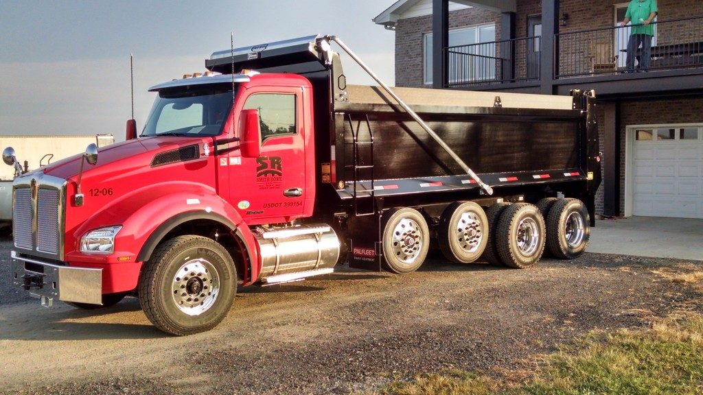 Smith-Rowe | Heavy Haul Truck