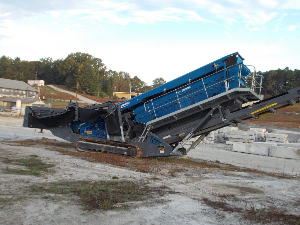Smith-Rowe | Rock Concrete Crusher