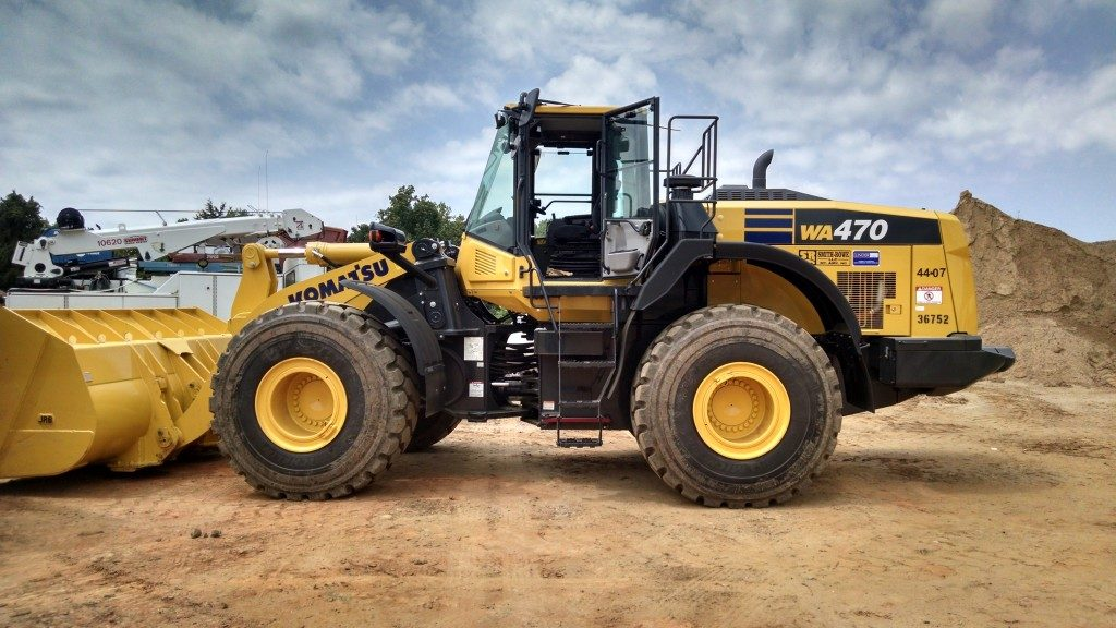 Smith-Rowe | Wheel Loader