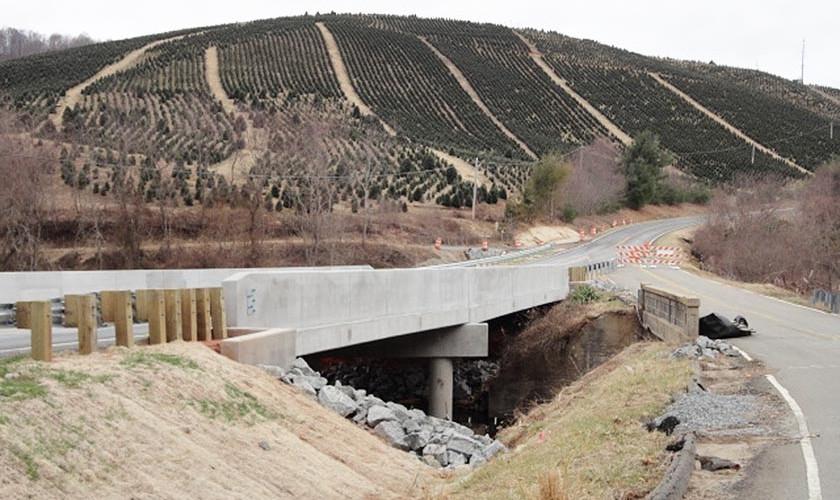 Smith-Rowe | Bridge | Alleghany County