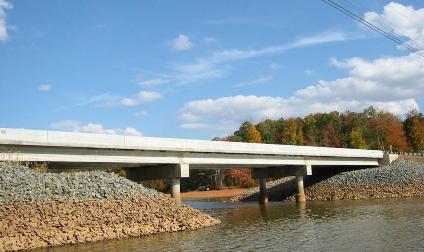 Smith-Rowe | Bridge | Davidson County High Rock Lake