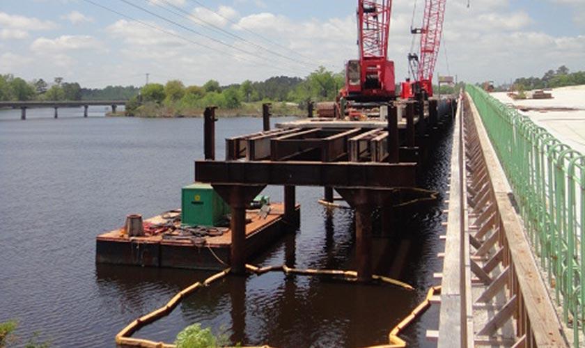 Smith-Rowe | Bridge | Onslow County, Buddy Phillips Bridge