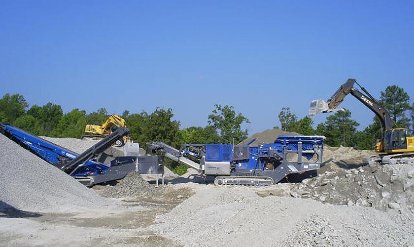 Smith-Rowe | Concrete Rock Crushing