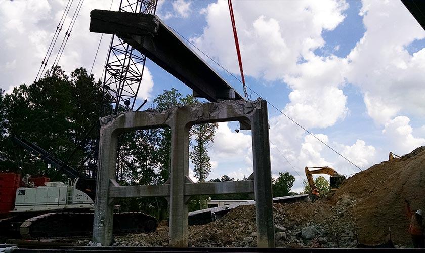 Smith-Rowe | Demolition Services | Moore County