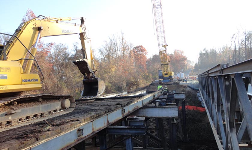 Smith-Rowe | Demolition Services | Caswell County