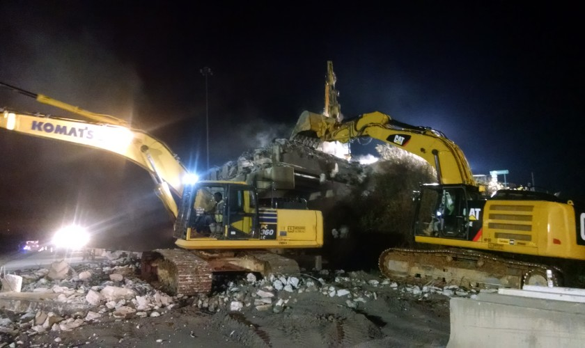 Smith-Rowe | Demolition Services | Guilford County