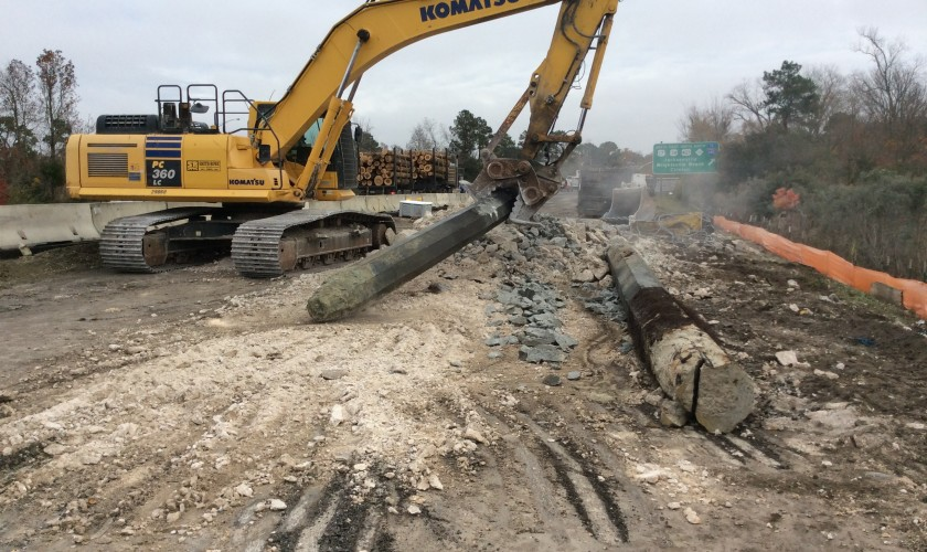 Smith-Rowe | Demolition Services | New Hanover County