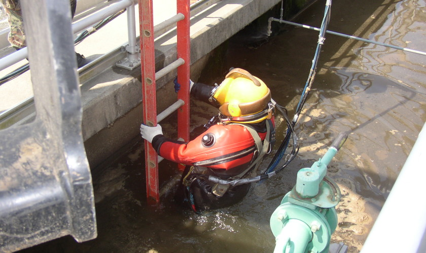 Smith-Rowe | Marine Construction | Commercial Diving Services
