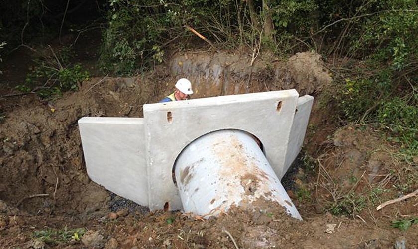 Smith-Rowe | Utility Construction | Woltz Street
