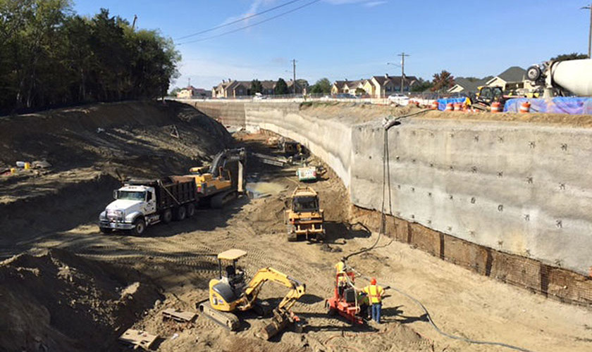 Smith-Rowe | Walls Foundations | LYNX Blue Line, Charlotte