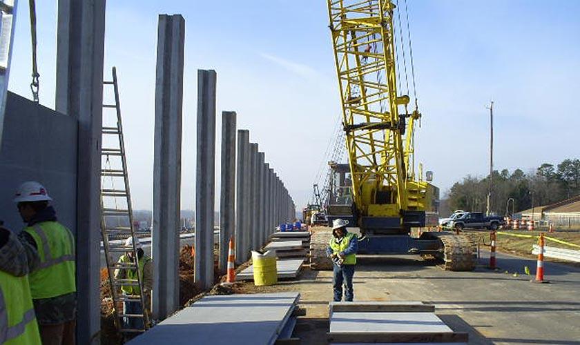 Smith-Rowe | Walls Foundations | Rowan/Davidson County