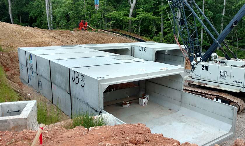Culvert Construction | Smith Rowe