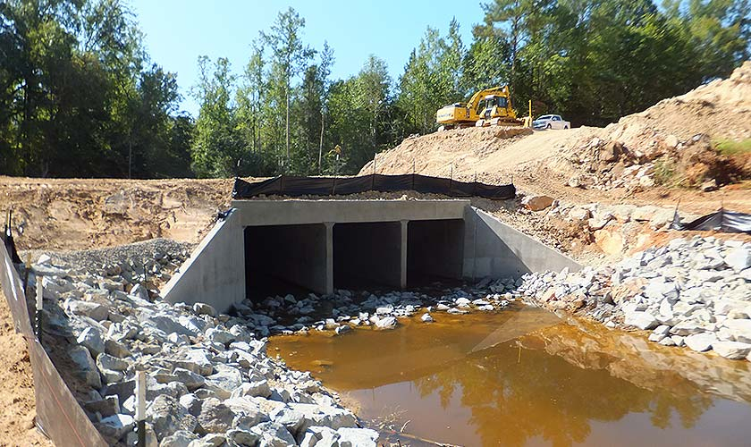 Culvert Structures | Smith-Rowe